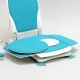 Accessoires - Housse bleue pour siège de transfert pivotant Bathmaster™ Sonaris™