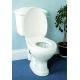 Abattant avec réducteur de toilettes