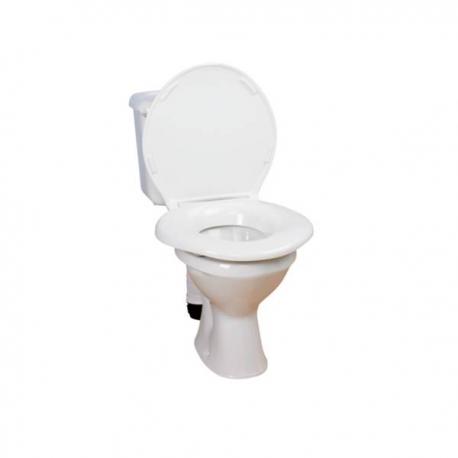 Siège de toilettes XXL