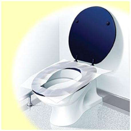 Protecteurs de lunette de toilettes