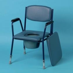 Seau pour Chaise percée empilable