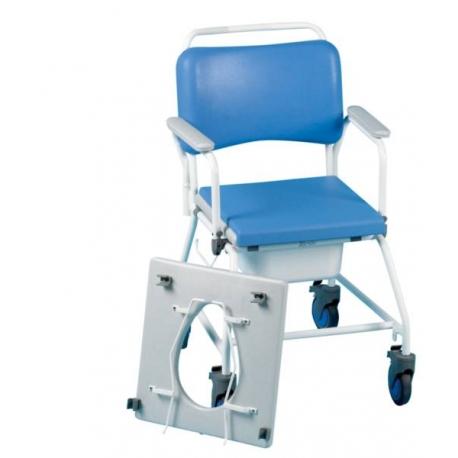 Chaises à roulettes Atlantic sans repose-pieds
