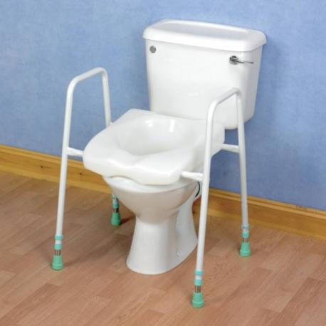 Cadre de toilettes Cosby