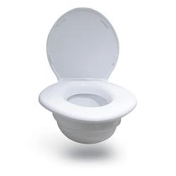 Siège de toilette Largest