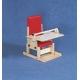 Plateau/table T6 pour chaises Heathfield