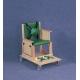 Planche pieds avec sangle T4 pr chaise Heathfield