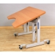 Table Vario ergonomique 72-122 80x60