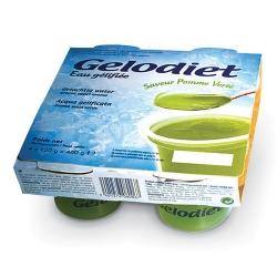 Gelodiet eau gélifiée Pomme verte
