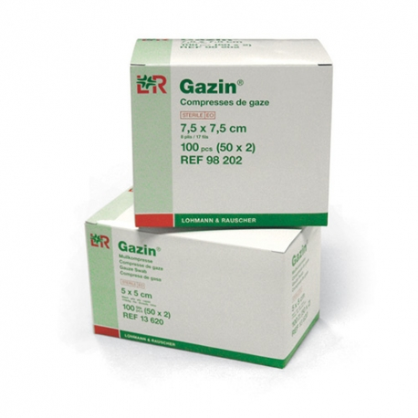 Compresse de gaze Stérile Gazin®