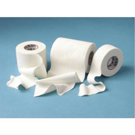 Vulkan® Meditex E.A.B bande élastique 2,5cmx4,6m Blanc