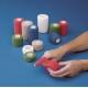 Bande cohésive souple 4,6mx2,5cm Rouge (x30)