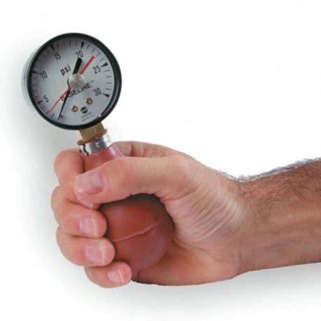 Dynamomètre pneumatique Squeeze Baseline® 15psi