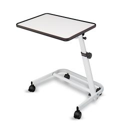 Table de lit Diffusion blanche
