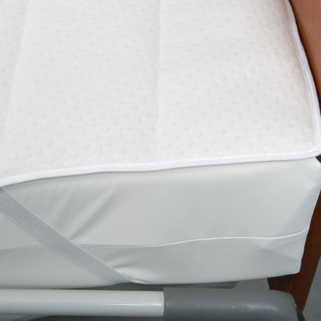 Sur-matelas Confort & protection 90 x 190 cm