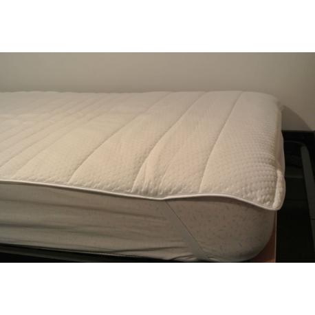 Sur-matelas Confort & protection 140 x 200 cm