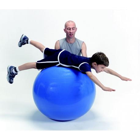 Gymnic ball 95 cm bleu
