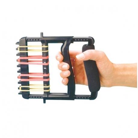 Poignée ergonomique pour exercices de la main