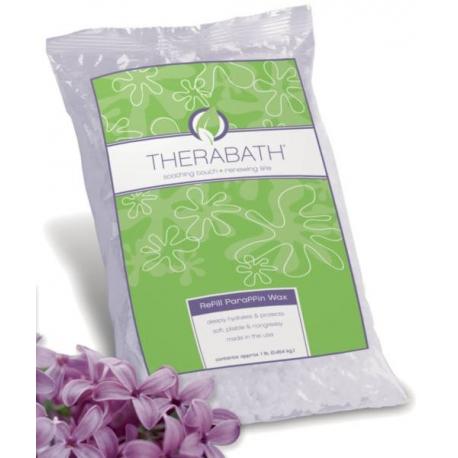 Cire de paraffine Therabath® lavande
