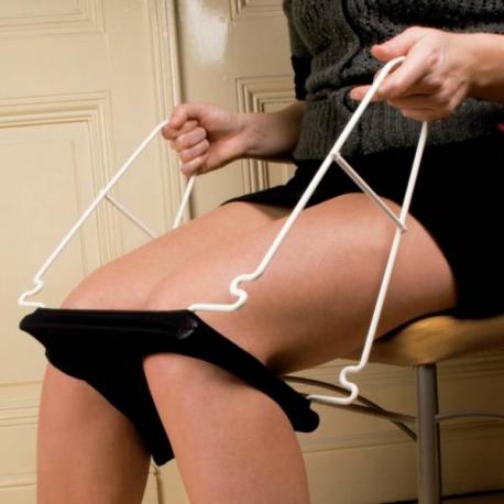 Aide pour enfiler les slips/culottes Large