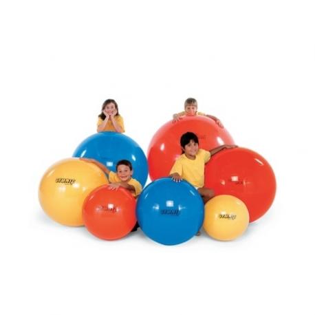 Ballon Physio Gymnic Jaune ø75cm