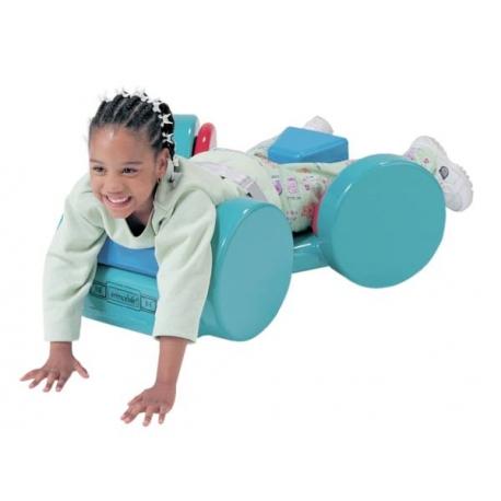 Jettmobile Tumble Forms2™ Adolescent avec accessoires