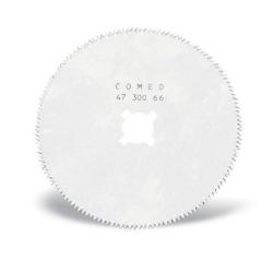 Lame dure 65 mm pour scie à plâtre électrique