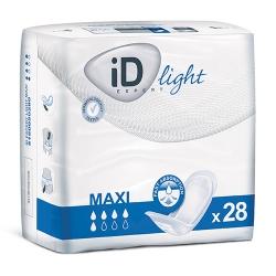 Protections féminines normales iD Expert Light (en vrac) X28