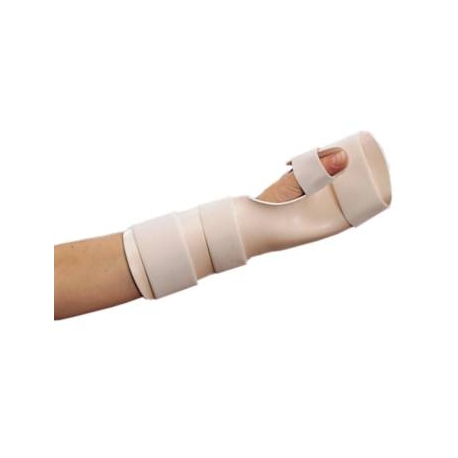 San-Splint 3,2mm Perforée 2,5% 46x61cm Beige (x4)