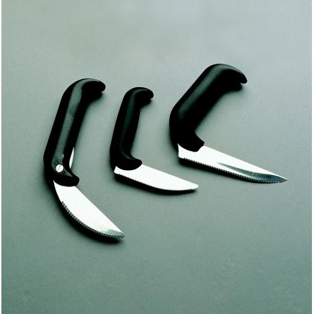 Couteau cochoir repliable