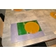 Pad antidérapant Ergo 40 x 28 cm