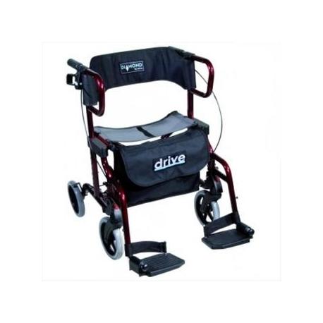 Rollator fauteuil de transfert (1285619 – 53,81 €)