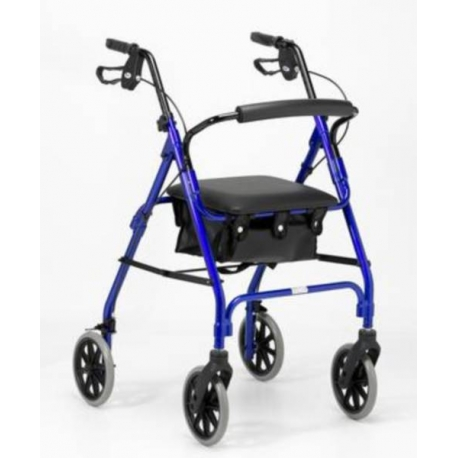 Rollator Days bleu