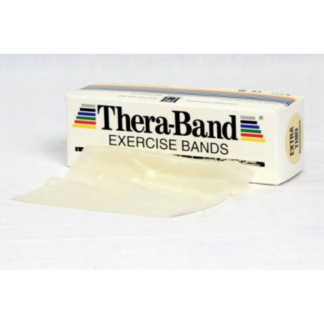 Distributeur avec rouleau d'exercice de résistance Thera-Band® 5,5ml Beige