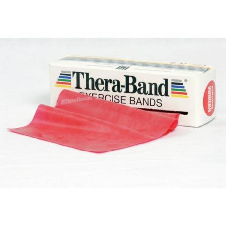 Distributeur avec rouleau d'exercice de résistance Thera-Band® 5,5ml Rouge