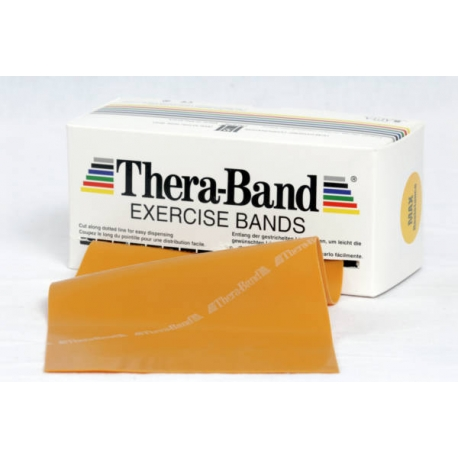Distributeur avec rouleau de 5,5ml Thera-Band® or