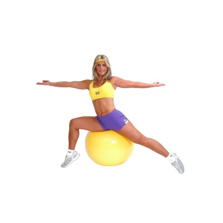 Gymnic Ball 45 cm jaune