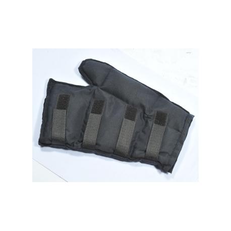 Compresse de lin gant