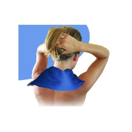 Compresse de lin cervicale