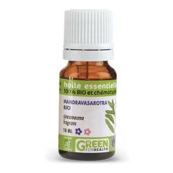 Huiles essentielles mandravasarota bio - 100% bio chémotypées
