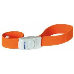 Garrot clip adulte orange