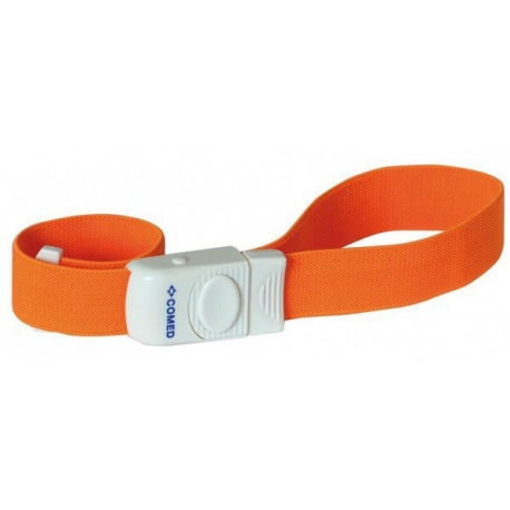 Garrot clip adulte orange