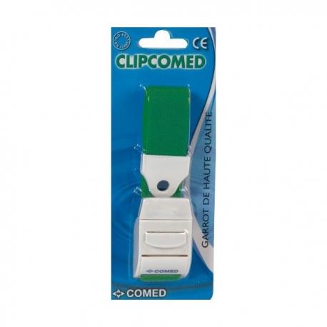 Garrot Clip adulte vert