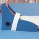 Orthèse de positionnement du pied (revêtement vinyle)
