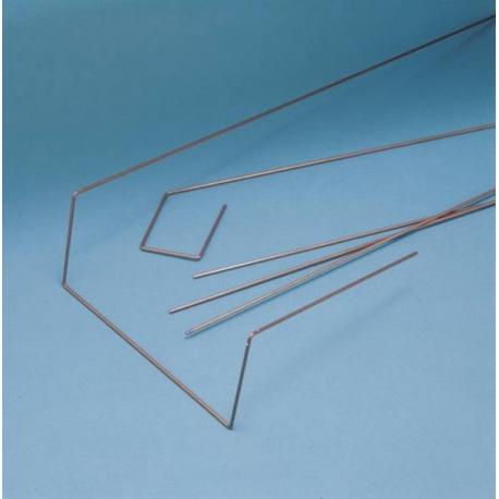 Fil pour potences 2,4mm (x12)