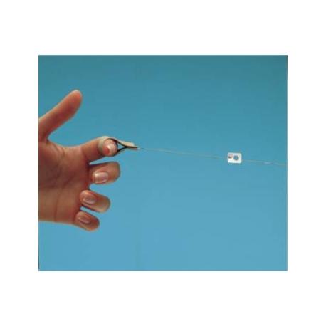 Anneaux de doigts à tension réglable 76mm (x10)