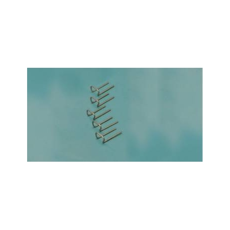 Berceaux de doigts pré-percés (x5)