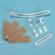 Kit de flexion multi-doigts avec potence incurvée 18cm