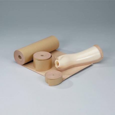 Moleskin sans latex 2,5cmx4,6m Beige