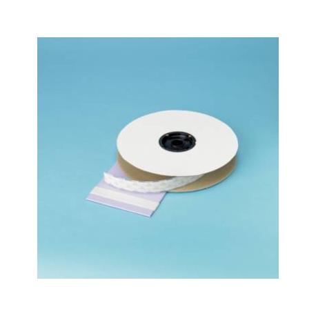 Ruban crochets Velcro auto-adhésif 5cmx23m