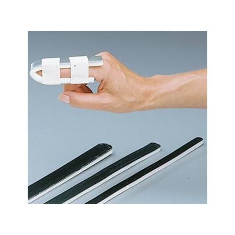 Attelles en aluminium rembourrées (x12) L